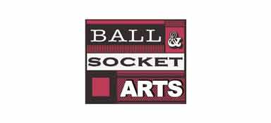 Ball & Socket Arts Logo